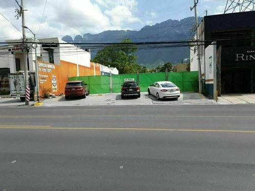 Imagen 1 de 5 de Terreno En Renta En Vasconcelos En San Pedro Garza García