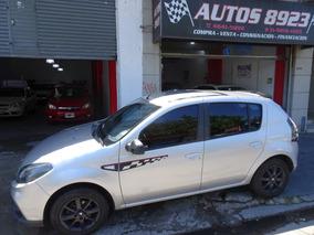 Renault Sandero 2014 1.6 Gt Line 105cv Tomo Permuta Financio