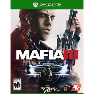 Mafia Iii Xbox One Nuevo Sellado Envio Gratis