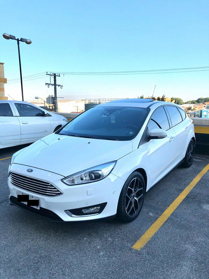Ford Focus 2.0 Titanium Flex Powershift 5p 2016