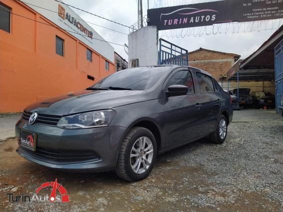 Volkswagen Voyage Mt 1.6 2015