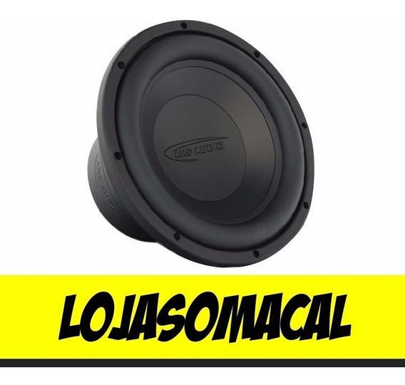 Subwoofer Arc Audio Arc 10 V3 250w Rms 2x2 Ohms