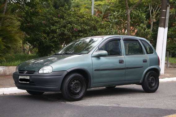 Chevrolet Corsa 1.0 Mpf Wind 8v Gasolina 4p Manual 1999