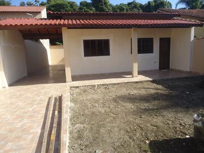 Casa Nova A 700 Metros Da Praia - Ref. 491 - Bal.jamaica