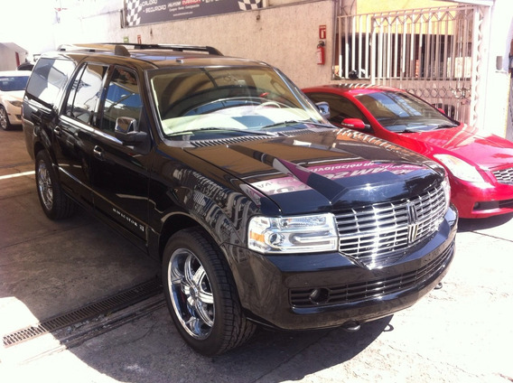 Se Vende Impecable Lincoln Navigator L Ultimate 4x2 Limited