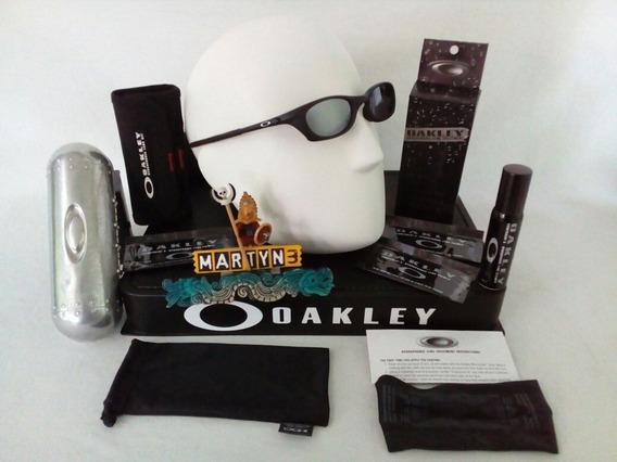 Lentes Oakley Mag Four S Plasma X-metal Series + Kit Hidroph