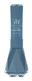 Esmalte Muriel Diamante Coleção Entre Migxs Cor Azul 8ml