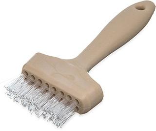 Carlisle 4011400 Teflon Waffle Iron Wide Brush 7 Longitud Pa