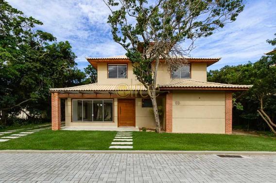 Casa Em Condomínio-à Venda-manguinhos-armação Dos Búzios - Ebcn40128