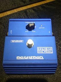 Noise Reduction Hush The Pedal Rocktron Noise Gate Supressor