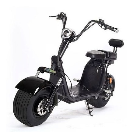 Moto Eléctrica Scooter City Coco 1500w - Top Electric