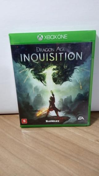 Dragon Age Inquisition Xbox One Usado