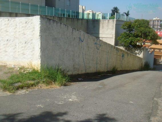 Terreno Residencial Para Locação, Parque Renato Maia, Guarulhos. - Te0026