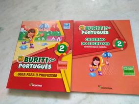 Buriti Plus Portugues 2oano Prof.com Cd E Caderno Escritor
