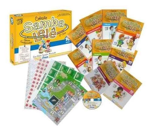 Coleção Pedagógica Samba Lele 10 Anos