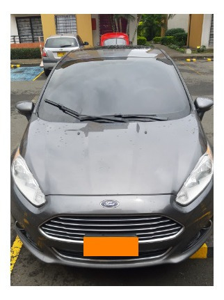 Ford Fiesta Titanium Automatico Con Sunroof