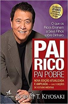 Livro -pai Rico, Pai Pobre - Robert Kiyosaki