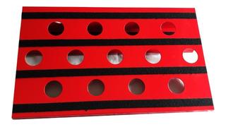 Pedalboard - Plataforma De Metal De 50x30