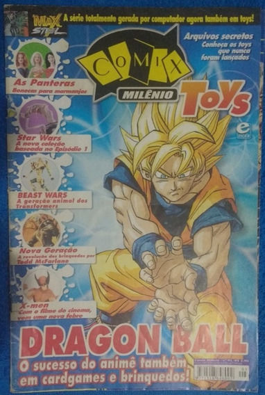 Revista Anime Comix Milênio N°05