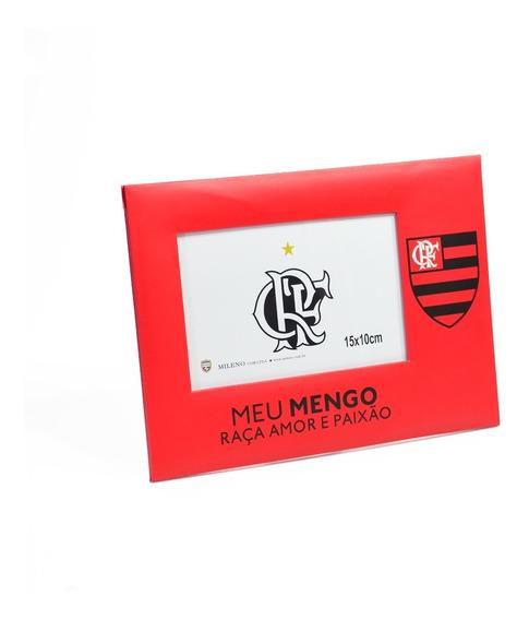 Porta Retrato Papelão Para Uma Foto 15x10cm - Flamengo