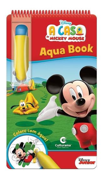 Aqua Book Mickey Colore Com Agua Culturama Bonellihq C19