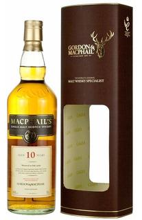 Whisky Single Malt Gordon & Macphail 10 Años Origen Escocia.
