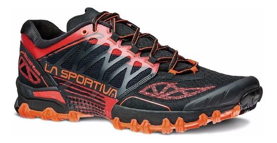 Tenis Bushido Hombre Ultra Trail Running La Sportiva Flame