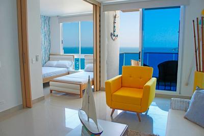 Alquiler Apartamento Rodadero Vista Al Mar Sector Exclusivo