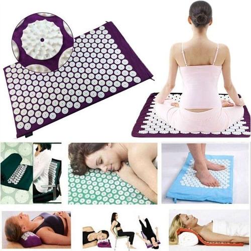 Alfombra Manta Para Yoga Acupuntura Relajación Muscular
