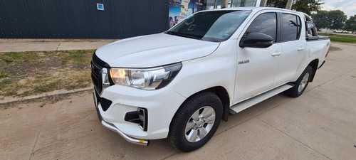 Imagen 1 de 6 de Toyota Hilux 2020 2.8 Cd Sr 177cv 4x4