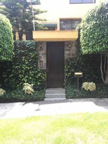 Casa En Lomas De Chapúltepec, Excelente Ubicación