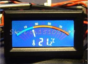 Termometro Digital Reservatório Water Cooler Dc 5v-25v Pc