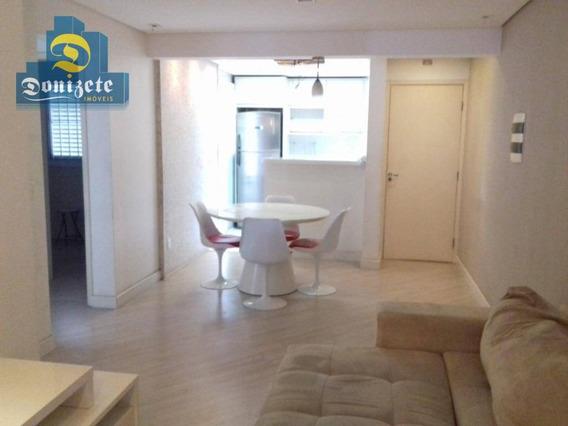 Apartamento Residencial Para Locação, Jardim, Santo André. - Ap9296