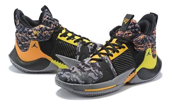 Tenis Nike Jordan Why Not 0.2 Westbrook Pronta Entrega