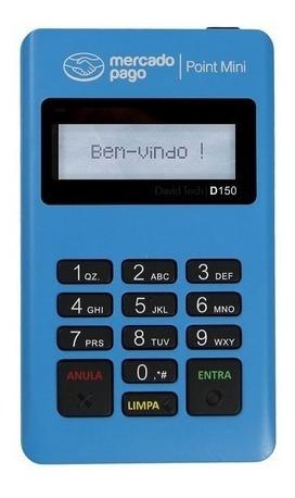 Imagem 1 de 3 de Maquininha Point Mini - A Máquina De Cartão Do Mercado Pago