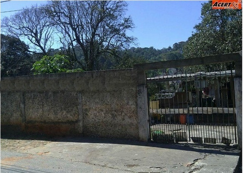 Imagem 1 de 5 de Terreno Murado, Área Nobre - Horto Florestal - 12046