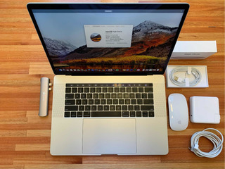 Macbookpro 2018 I7 15,4 Touch Bar