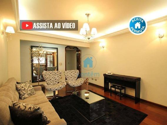 Ca0335- Casa Com 4 Dormitórios À Venda, 334 M² Por R$ 1.100.000 - Centro - Osasco/sp - Ca0335