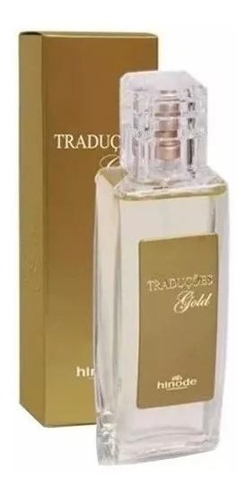 Perfume Traduções Gold Nº 12 Da Hinode - Envio Imediato