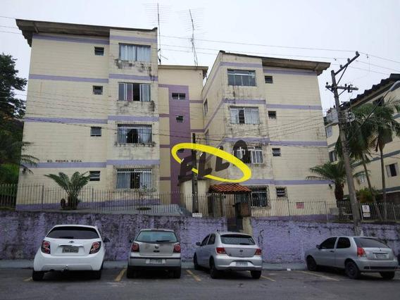 Apartamento Com 2 Dormitórios À Venda, 57 M² Por R$ 124.900,00 - Jardim Rio Das Pedras - Cotia/sp - Ap1709