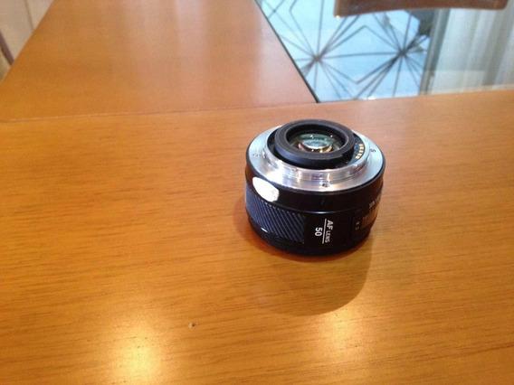 Lente 50mm Sony