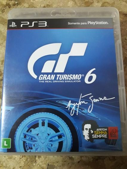 Gran Turismo Sport 6 Ps3 Mídia Física Pt-br Impecável