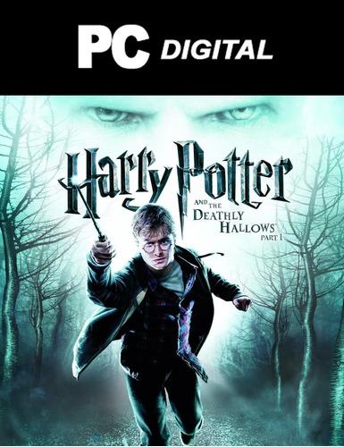 Harry Potter Las Reliquias De La Muerte Pc Español / Digital