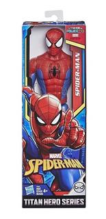 Figura De Acción Spider Man Marvel Titan Hero Series