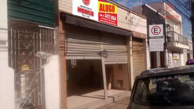 Salão Comercial Para Locação, Paulista, Piracicaba. - Sl0061