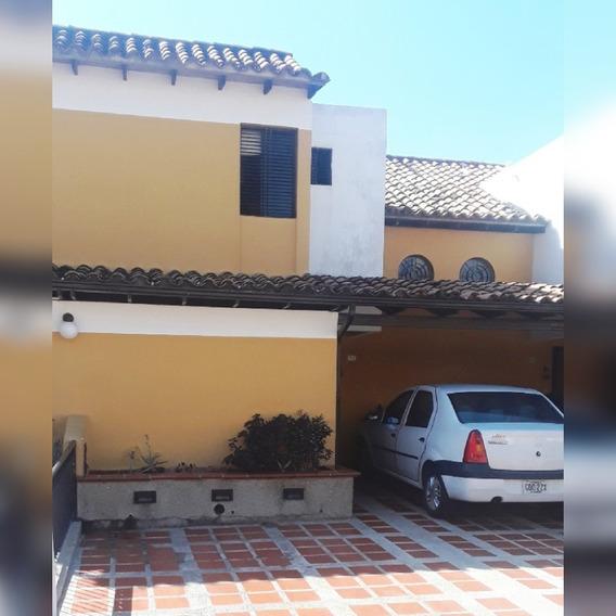 Townhouse En Tazajal. Terrazas De Monte Alegre.04149402096