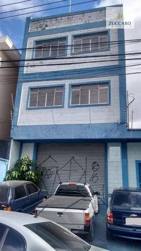 Prédio Comercial À Venda, Vila Galvão, Guarulhos. - Pr0220
