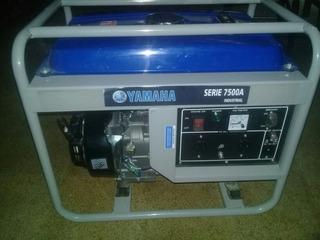 Generador Electronico Grupo Electrogeno Yamaha 7500a 5.5kva