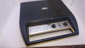 Radio Vitrola Phonograph Transatlantic Rp-703 Decada De 70