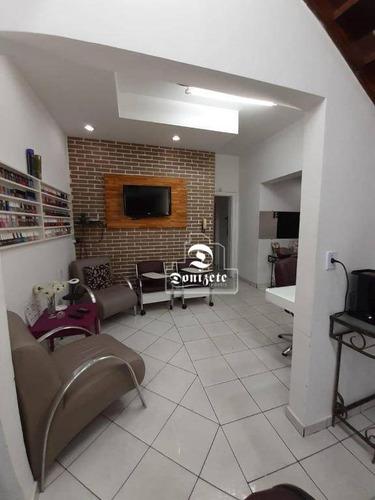 Loja À Venda, 200 M² Por R$ 189.000,00 - Centro - Santo André/sp - Lo0163